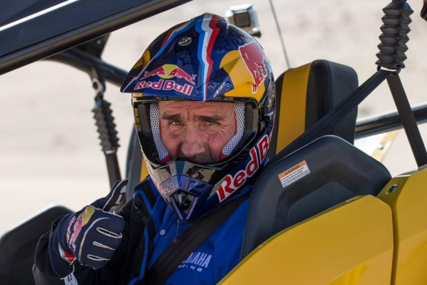 Stéphane Peterhansel  participera au Rallye du Bandama 2018