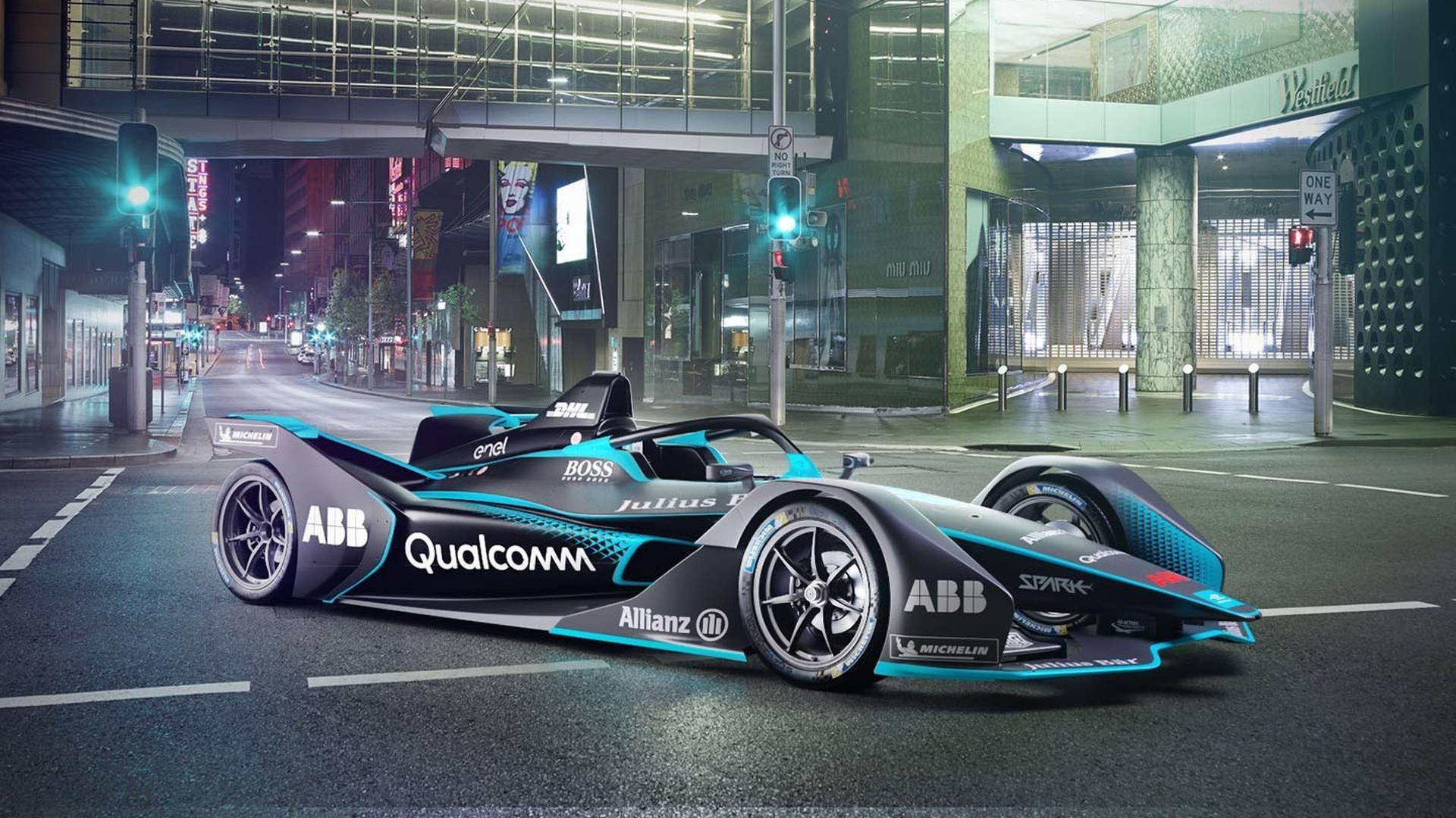 Découvrez la nouvelle Formule E