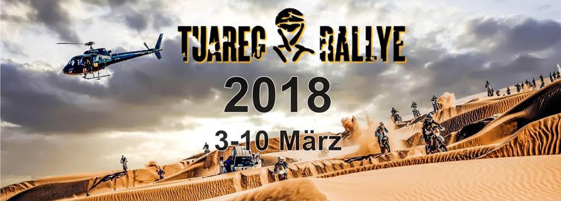 Tuareg Rallye: Parcours et programme de l'édition 2018