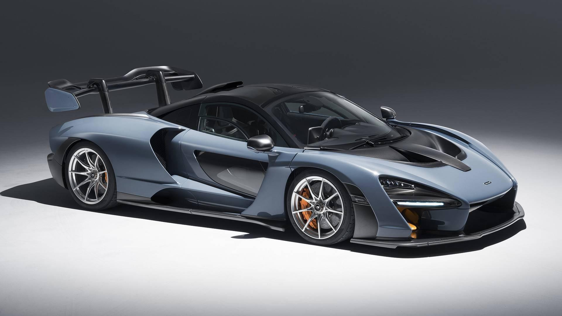 McLaren Senna V8 4.0 coupé : Plus rapide que la P1 sur circuit !
