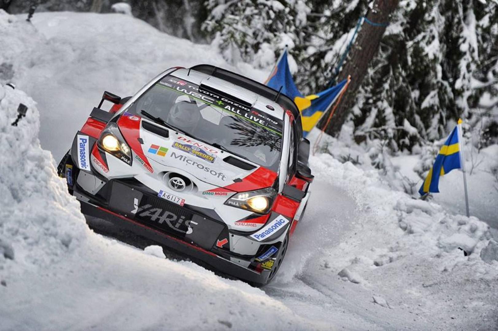 Rallye de Suède 2018 : Ott Tanak prend le commandement