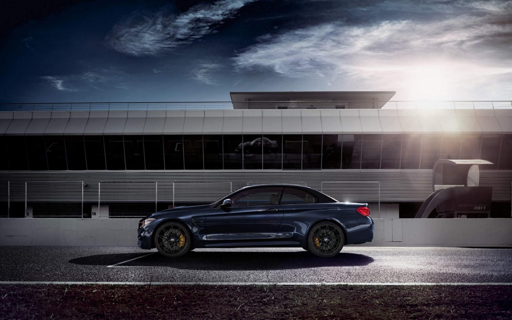 BMW M4 Cabrio Edition 30ans: 300 exemplaires au monde