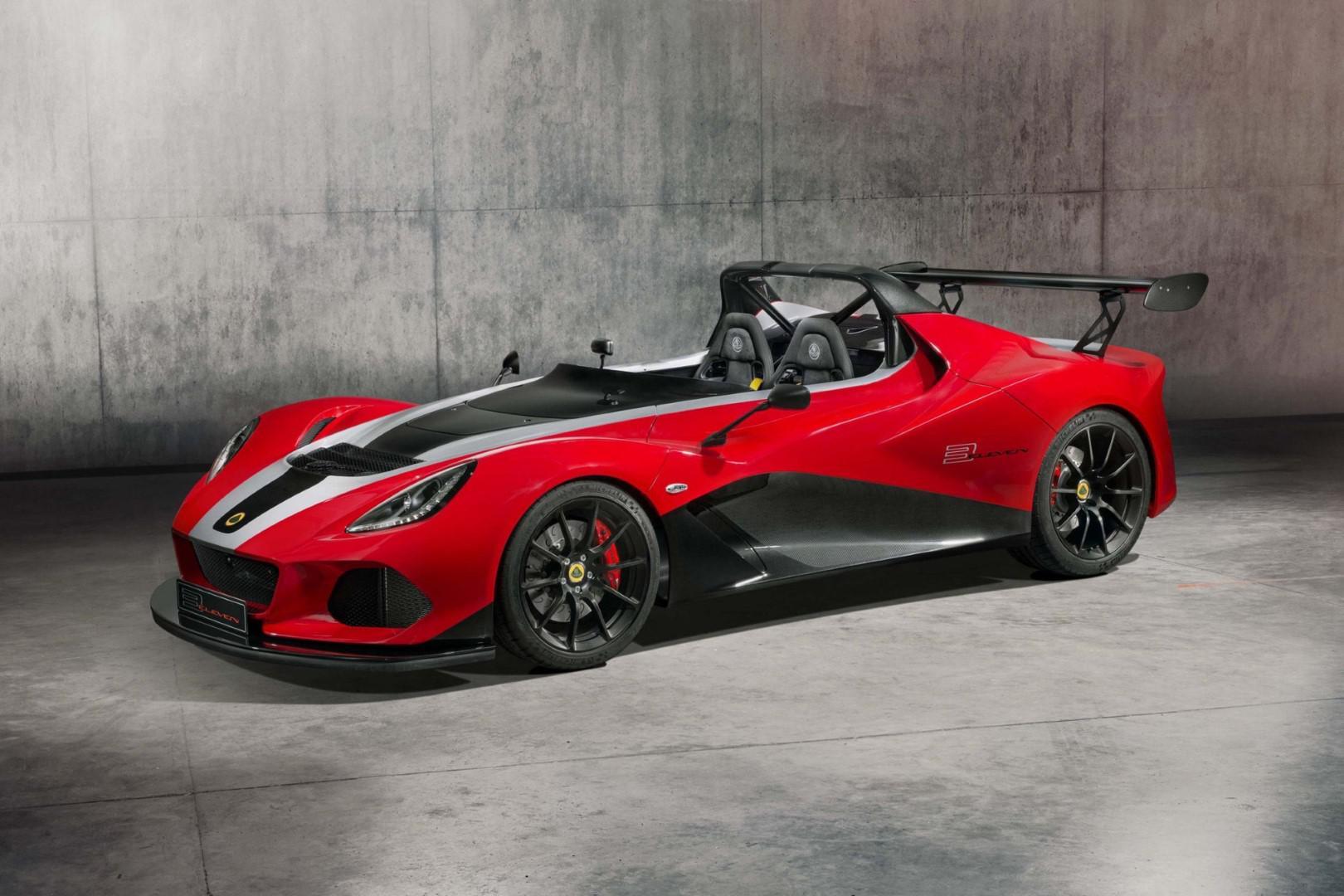 Lotus dévoile une nouvelle déclinaison exclusive: 3-Eleven 430