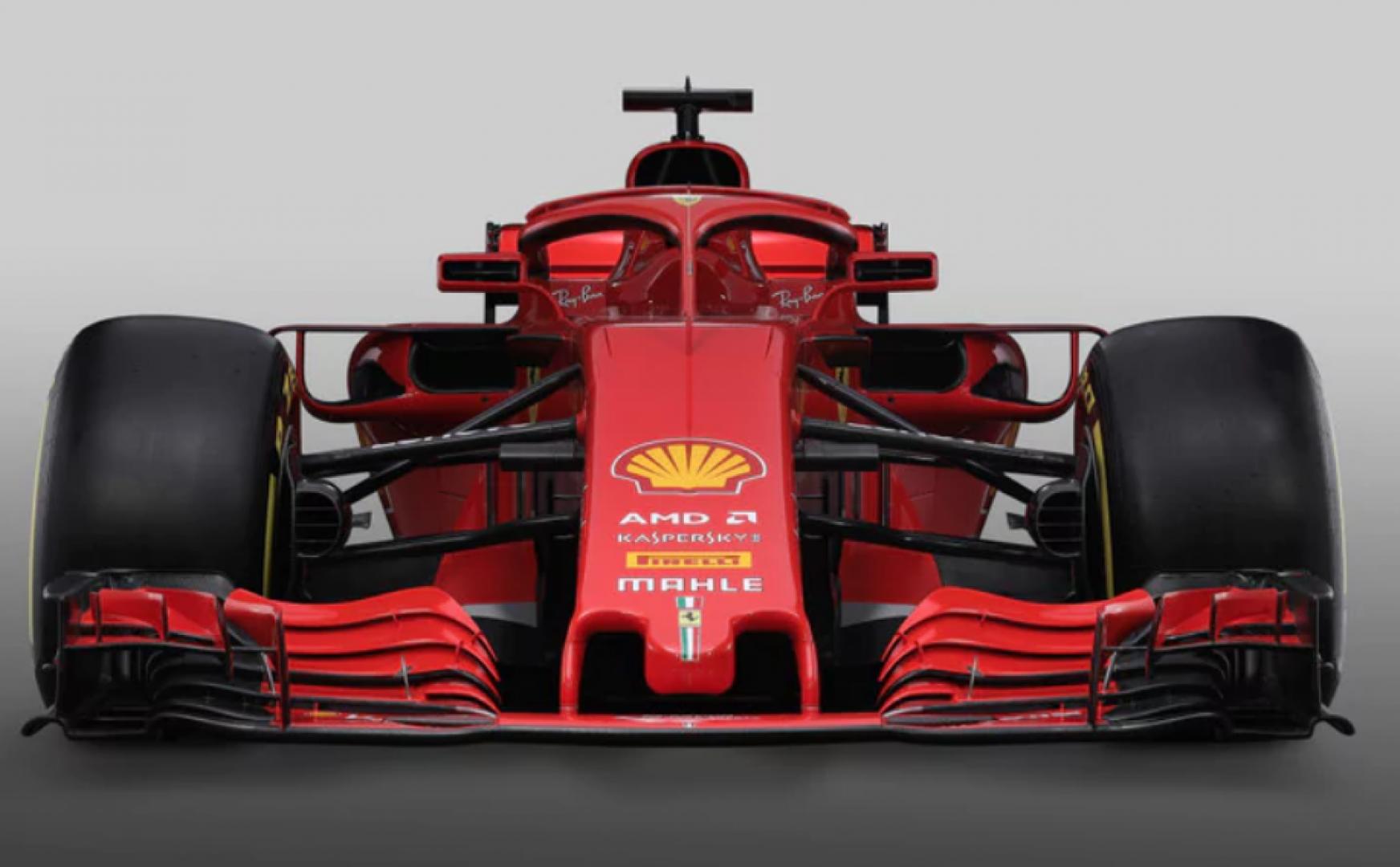Scuderia Ferrari présente la nouvelle Ferrari SF71H