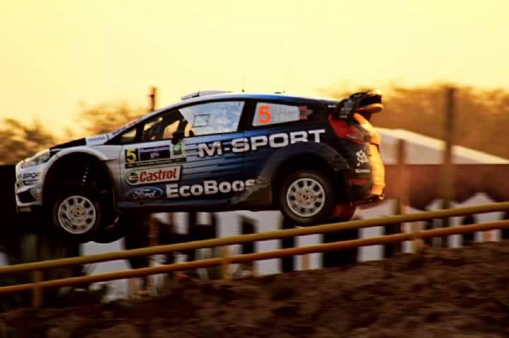 Rallye du Mexique: La liste des engagés dévoilée !