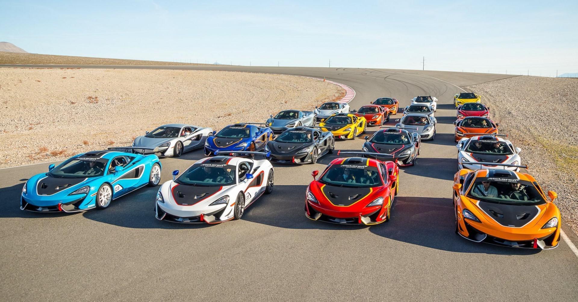 McLaren MSO X : Pour le circuit , pour la route.