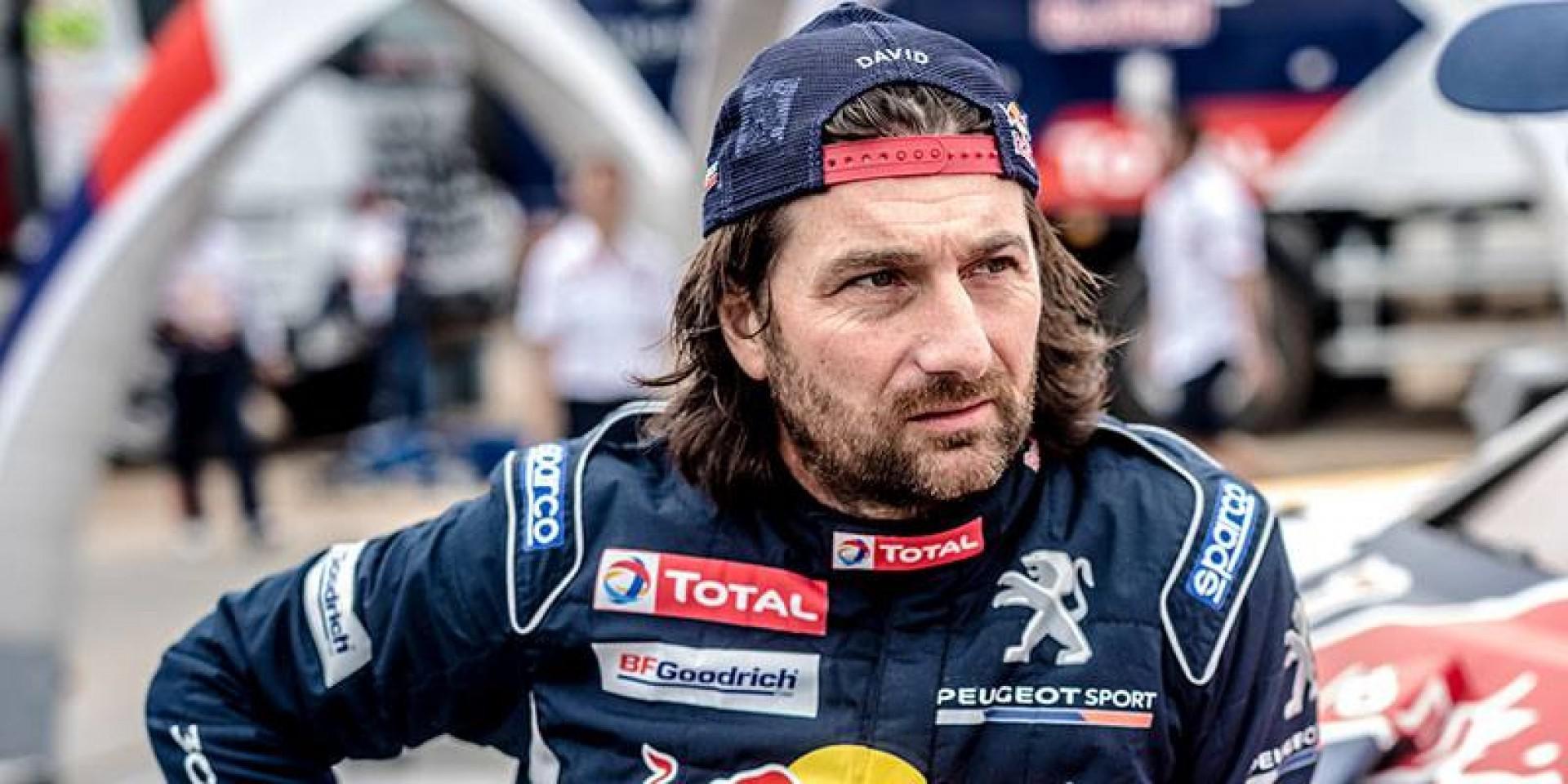 Rallye du Maroc : David castera en interview exclusive !