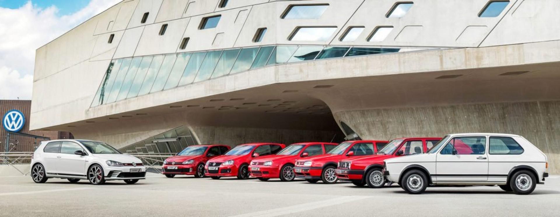 Evolution Rapport poids/puissance : Dossier VW Golf