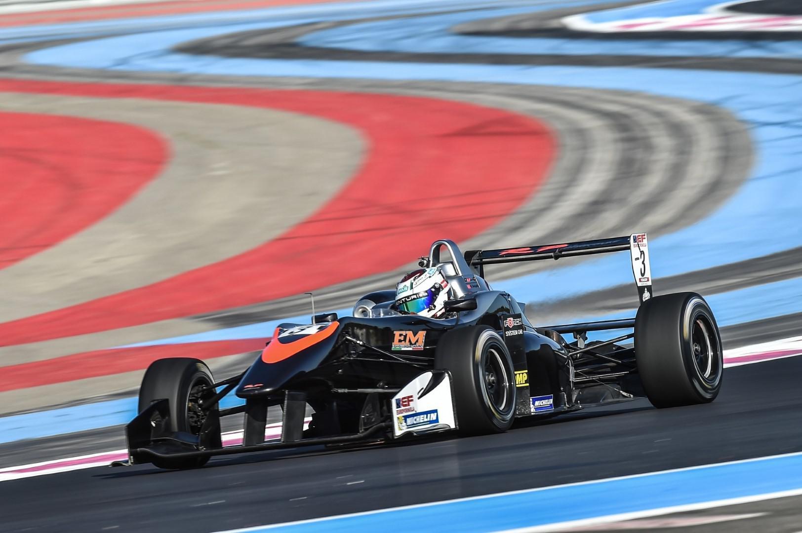 Le Marocain Benyahia débute en Formule 3 dans le Top 6