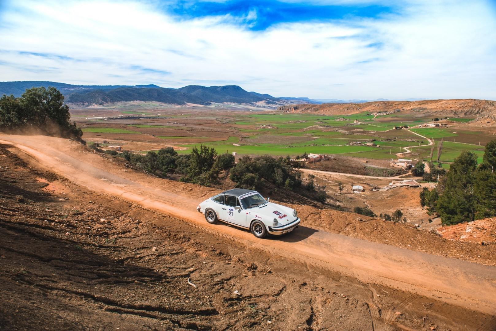 Victoire marocaine pour le 25ème anniversaire du Rallye Maroc Classic