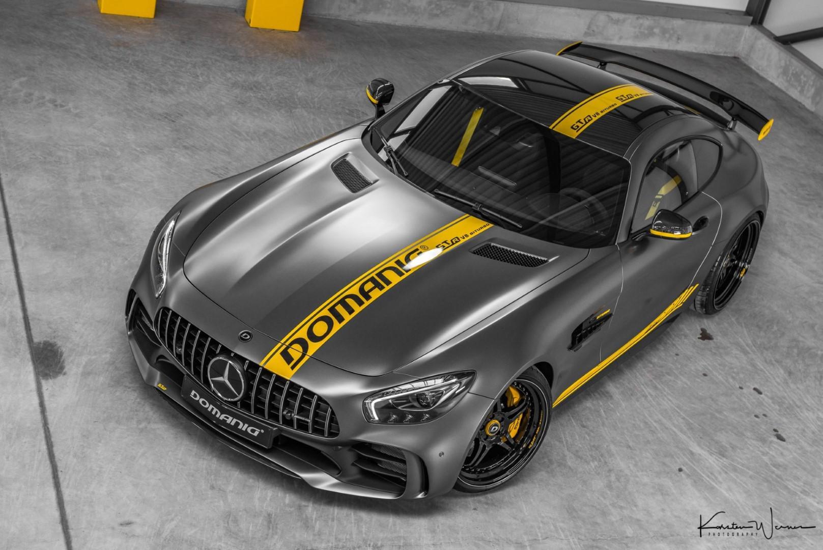 Mercedes-AMG GT R de 780 chevaux en attendant la Black Series …