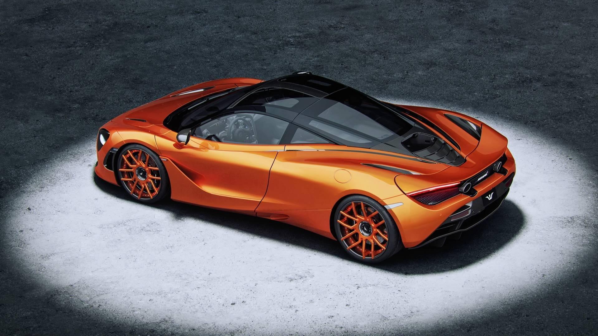 800 chevaux dans la McLaren 720S : Qui dit mieux ?