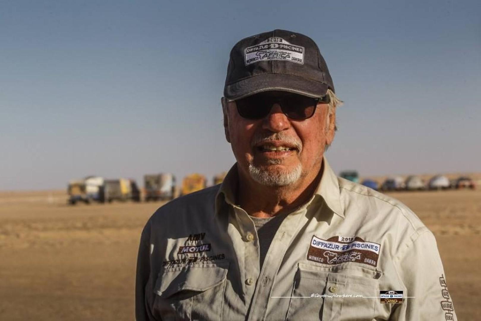 TURKMEN DESERT RACE: Un nouveau Rallye organisé par Jean-Louis Schlesser