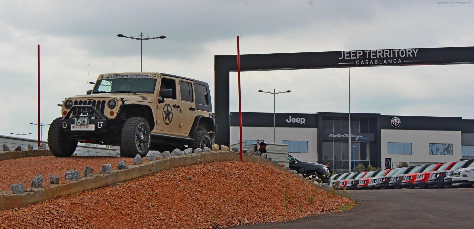 Jeep Territory : le nouveau terrain de jeu by Motor Village