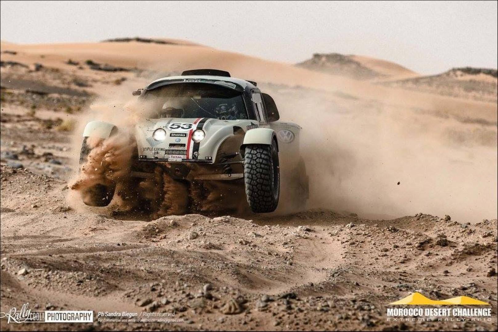 Morocco Desert chalenge 2018:  Une édition record ! (Gert Duson interview exclusive)