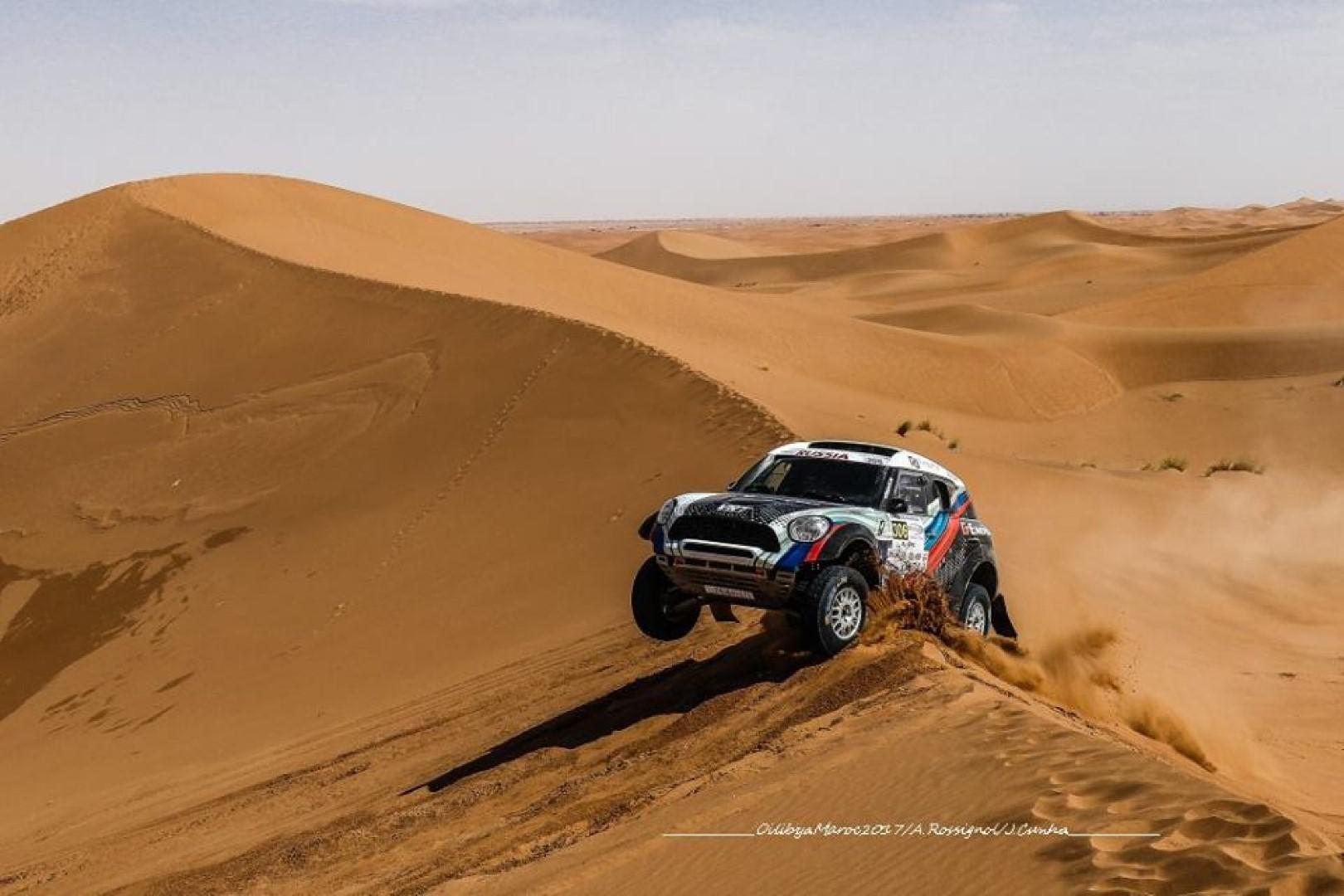 Rallye du Maroc 2018: Ouverture des inscriptions à partir du 5 avril !