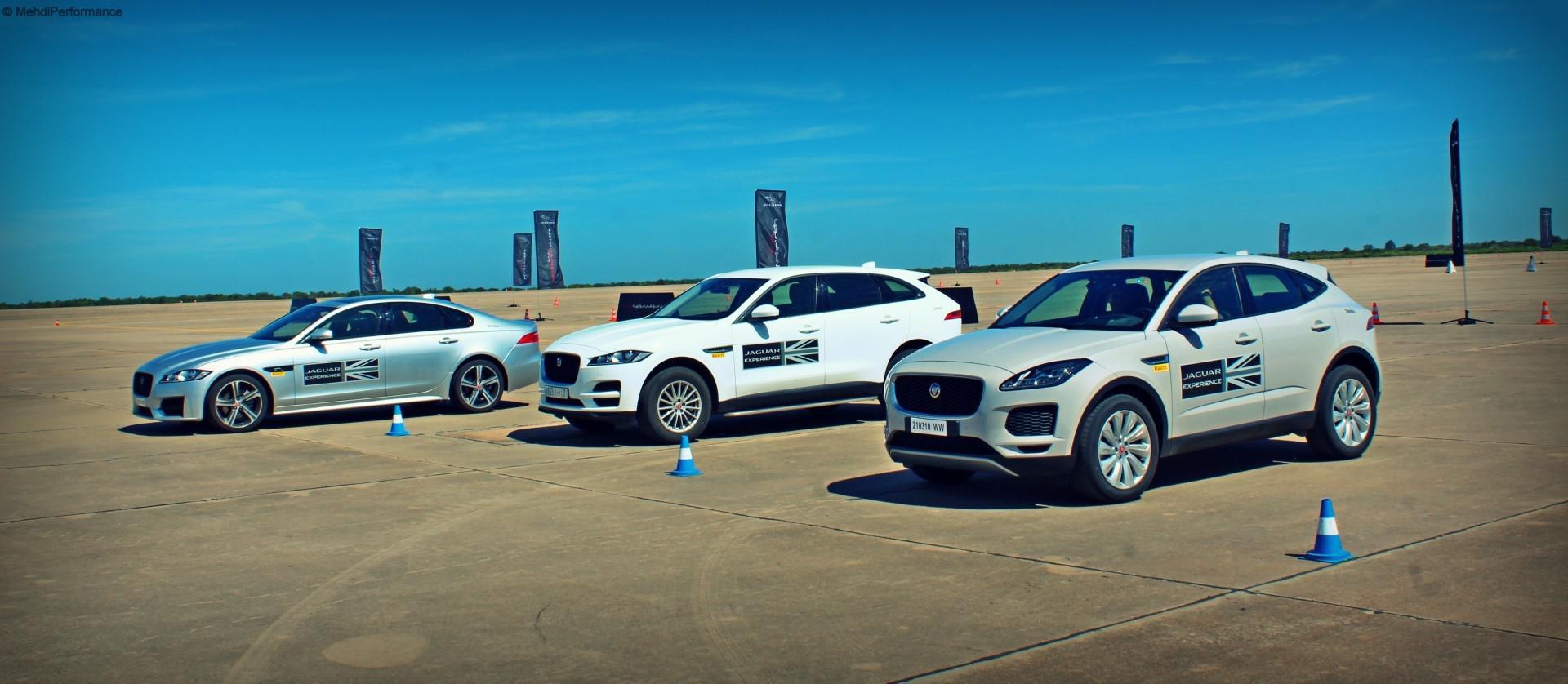 Jaguar & Land Rover Expérience