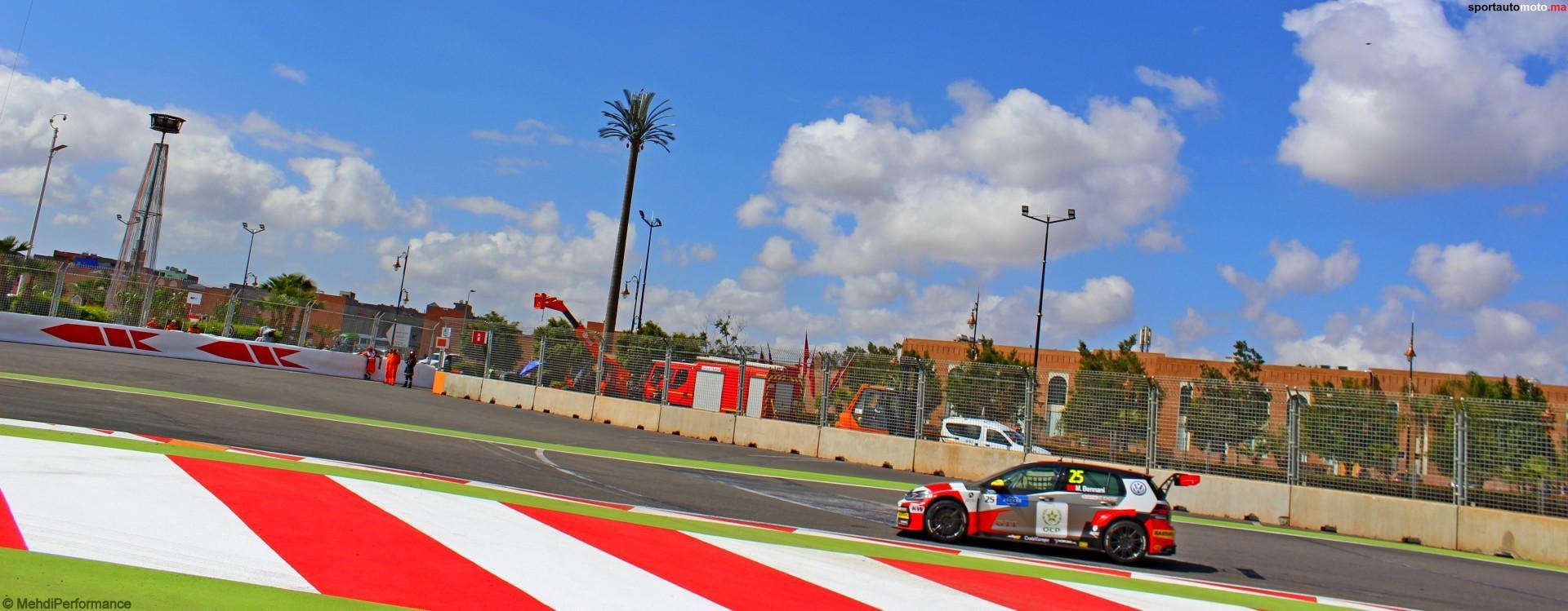 WTCR 2018 Marrakech : deux victoires pour Tarquini, Bennani cinquième au général