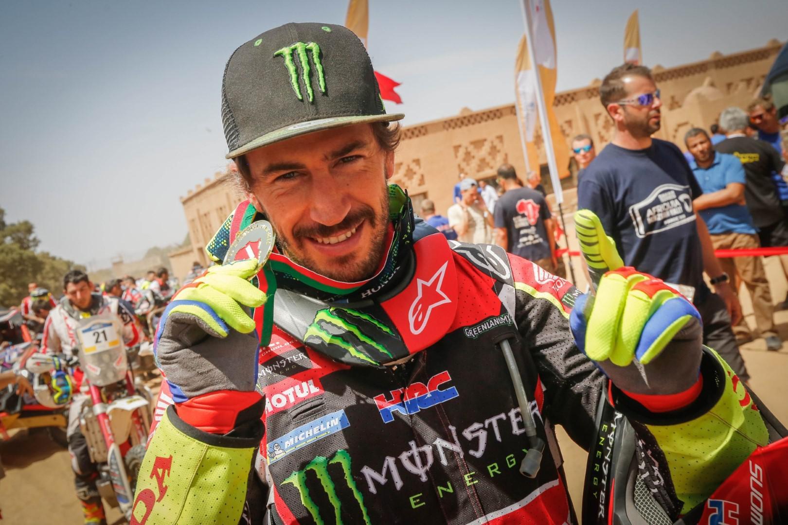 Afriquia Merzouga Rally : Le triomphe de Joan Barreda Bort, Le Dakar en ligne de mire des amateurs