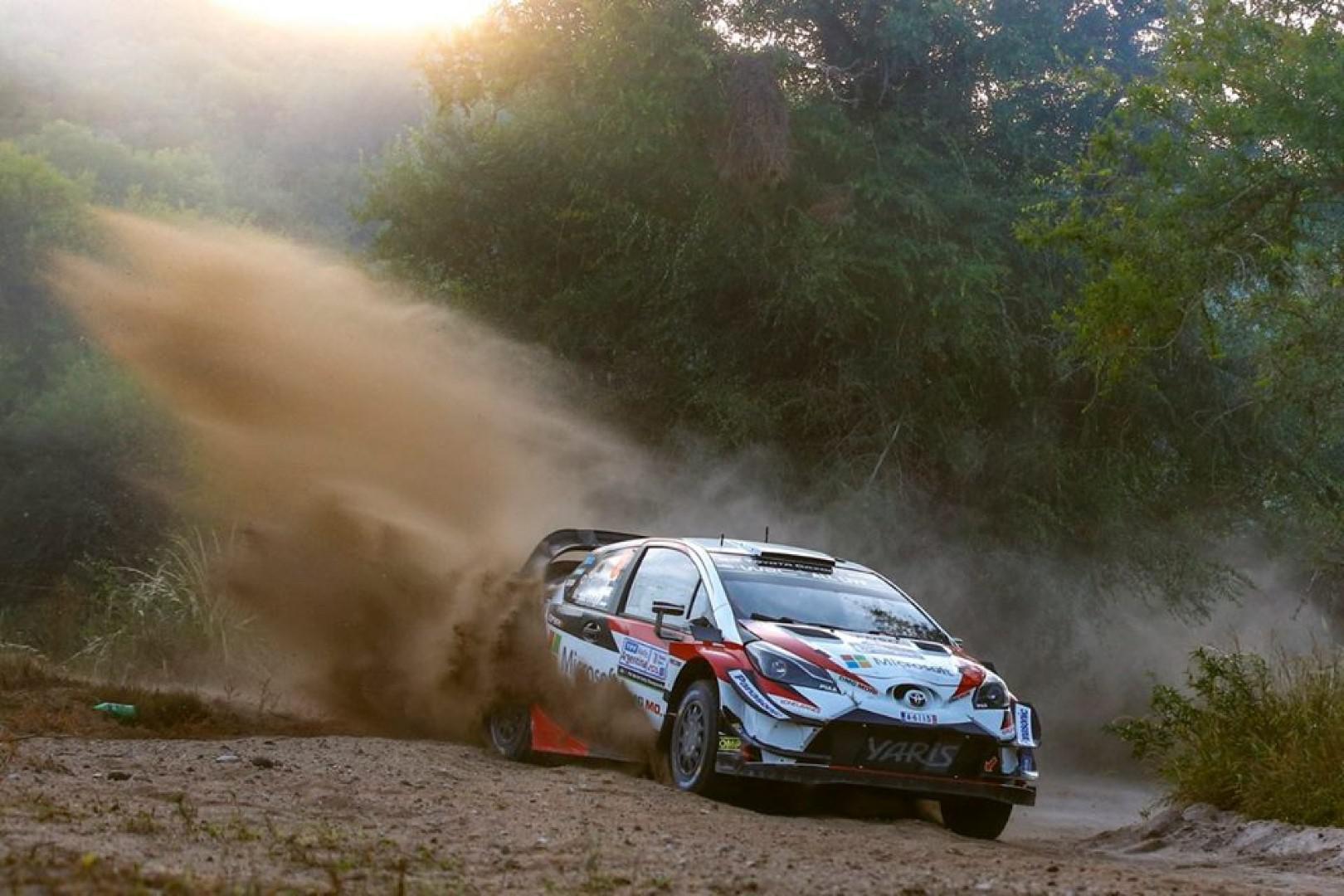 Rallye d'Argentine 2018 : Ott tanak leader, abandon pour Latvala
