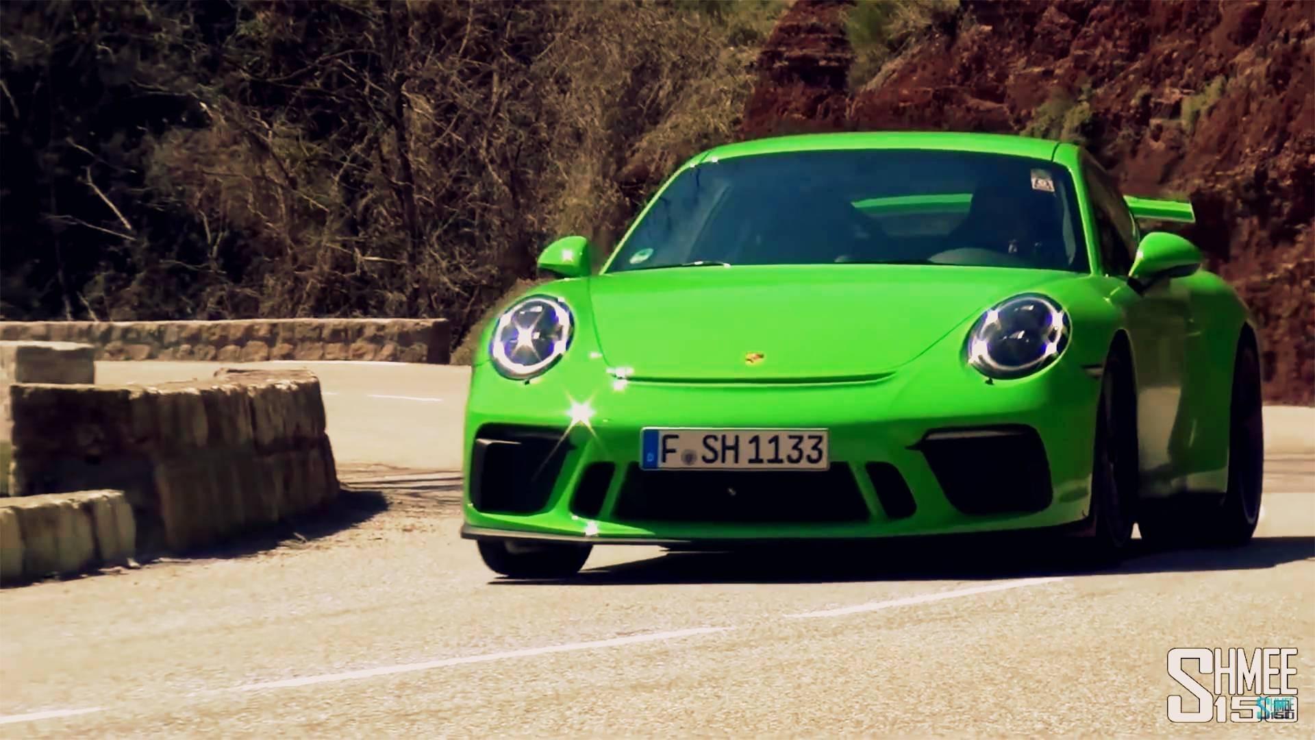 Vidéo : Juste pour le plaisir des oreilles ! Porsche 911 GT3 par Shmee150