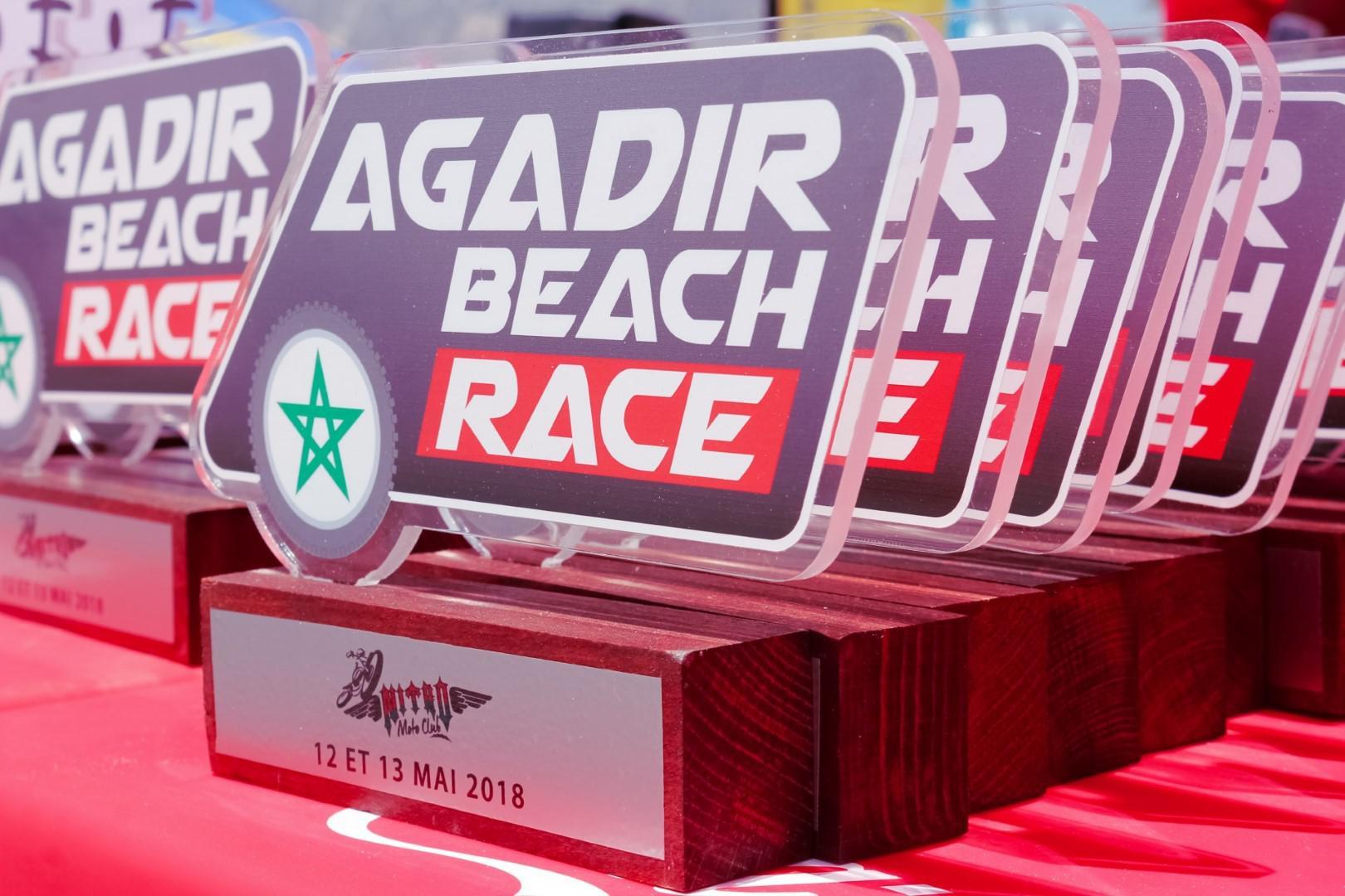 Agadir Beach Race = LA REUSSITE