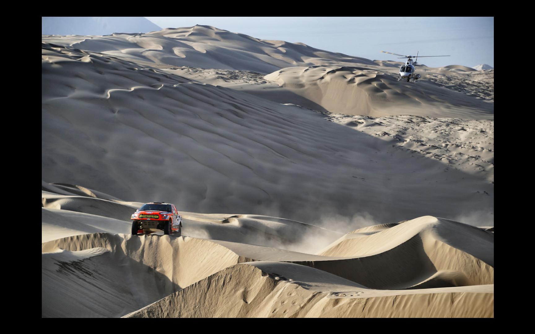Dakar 2019 : Deux Dakar Series en Amérique du Sud en 2018