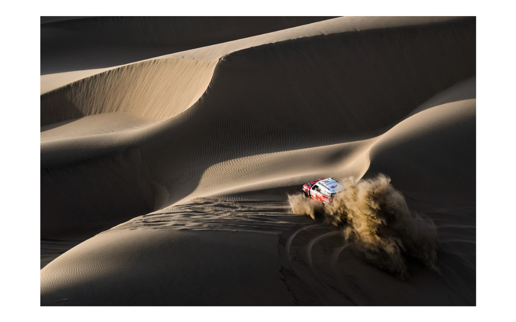 Un Dakar 2019 , 100% Pérou !