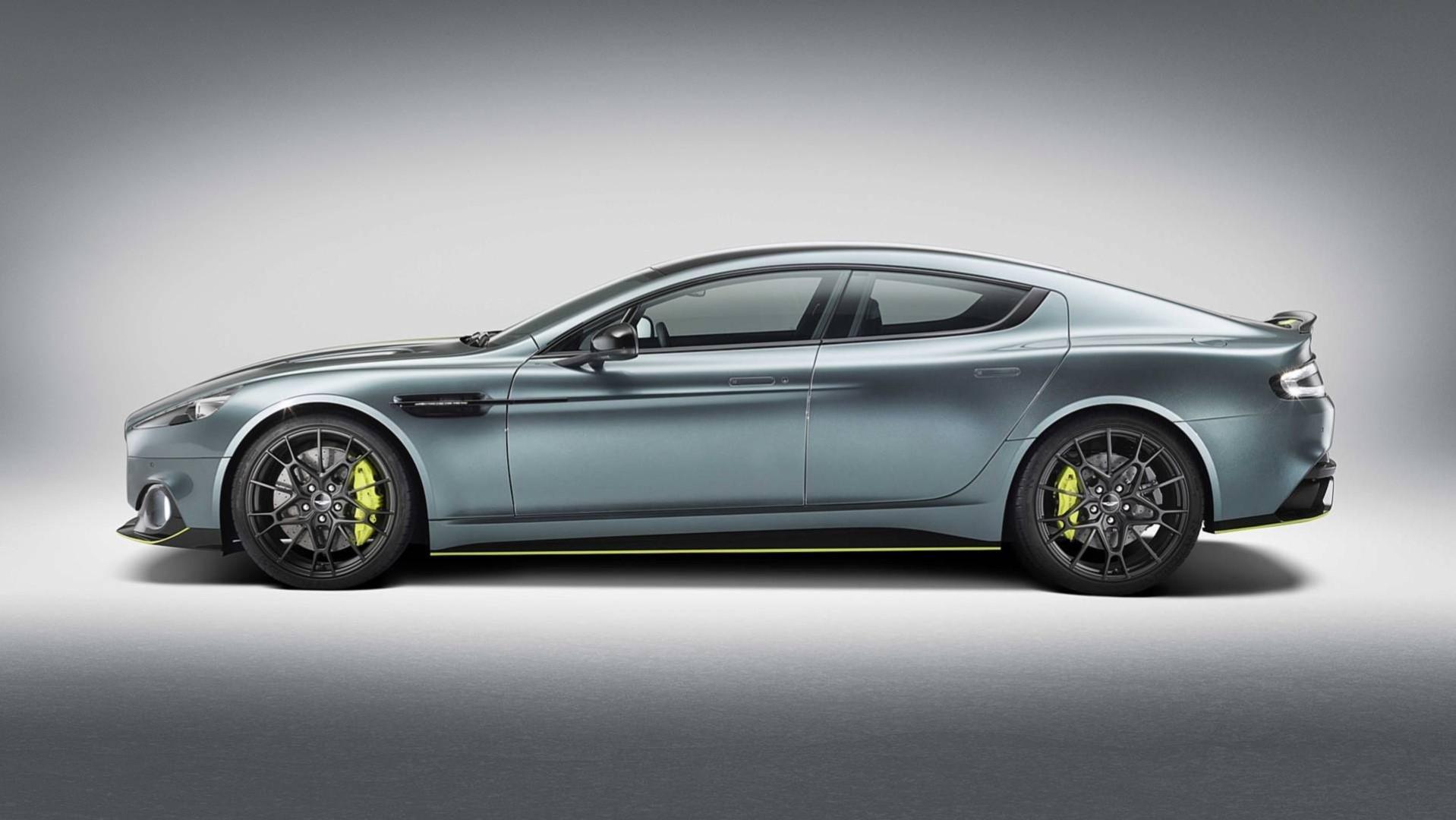 Aston Martin Rapide AMR: Une version radicale pour la plus familiale des Aston Martin