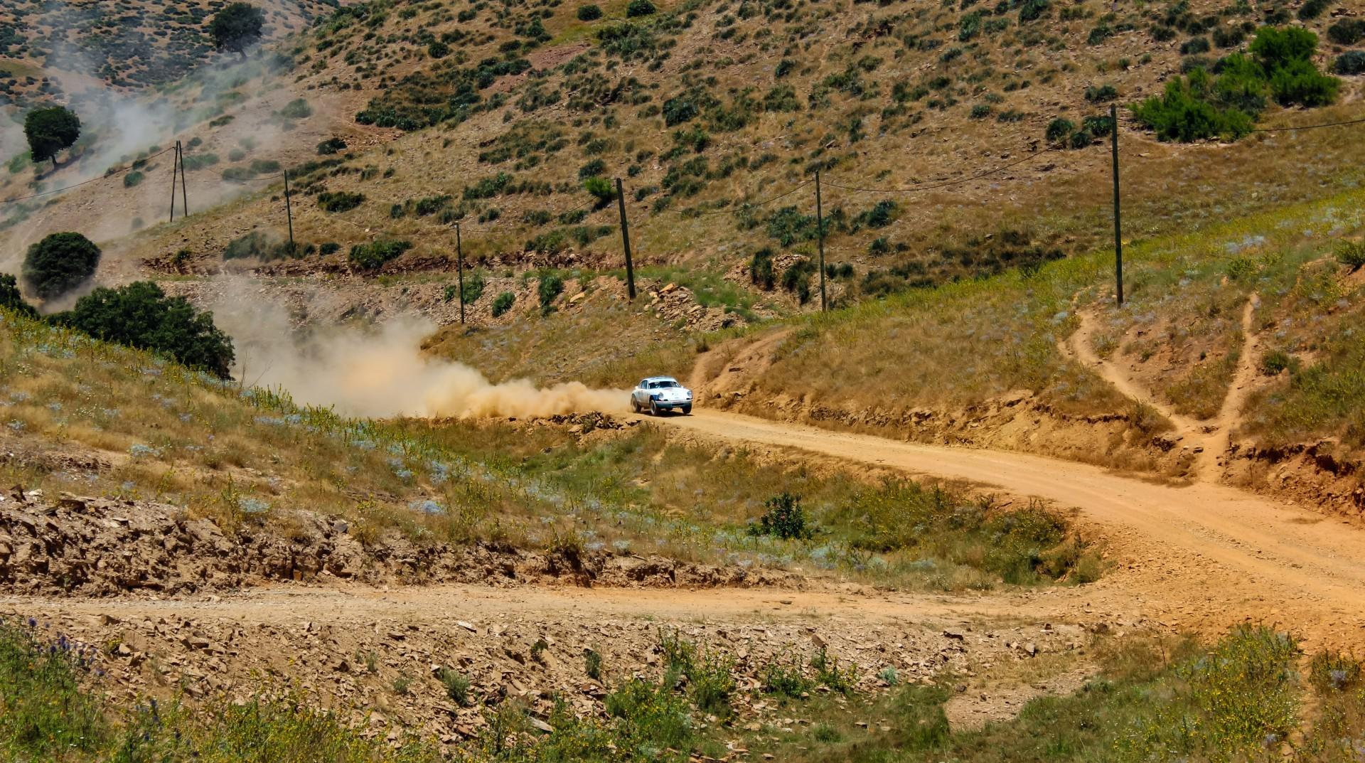 Maroc Historic Rally (MHR) 2018 : Oreille toujours en tête