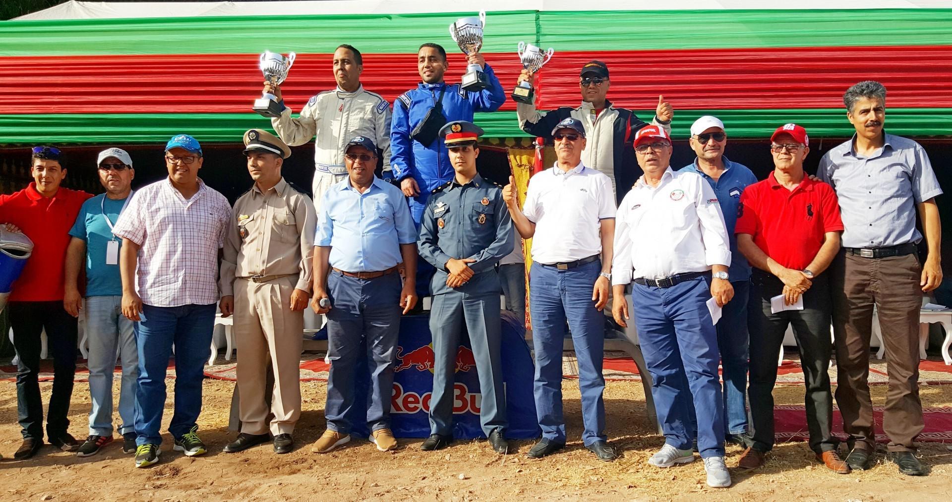 2ème manche du championnat du Maroc des circuits