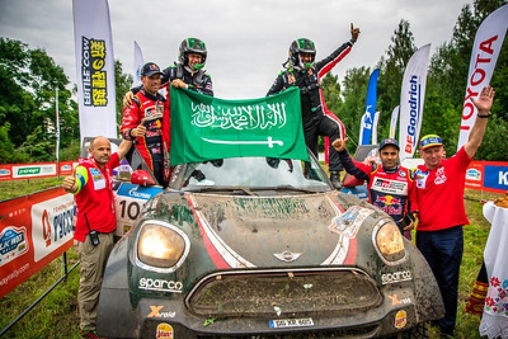 Silkway 2018 : Al Rajhi vainqueur, Al Attiyah malchanceux, Serradori résiste !!