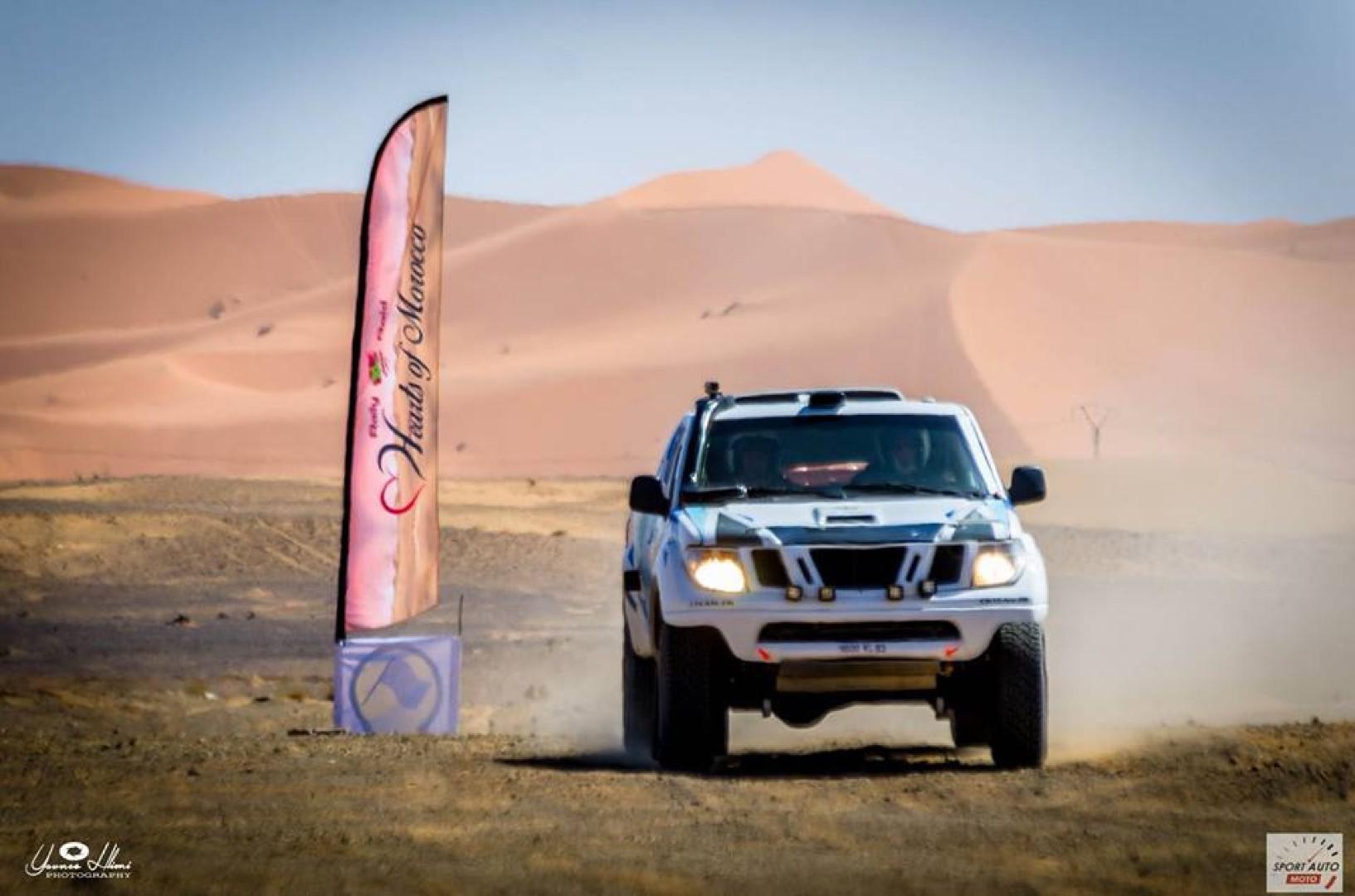 Rallye Hearts Of Morocco 2018