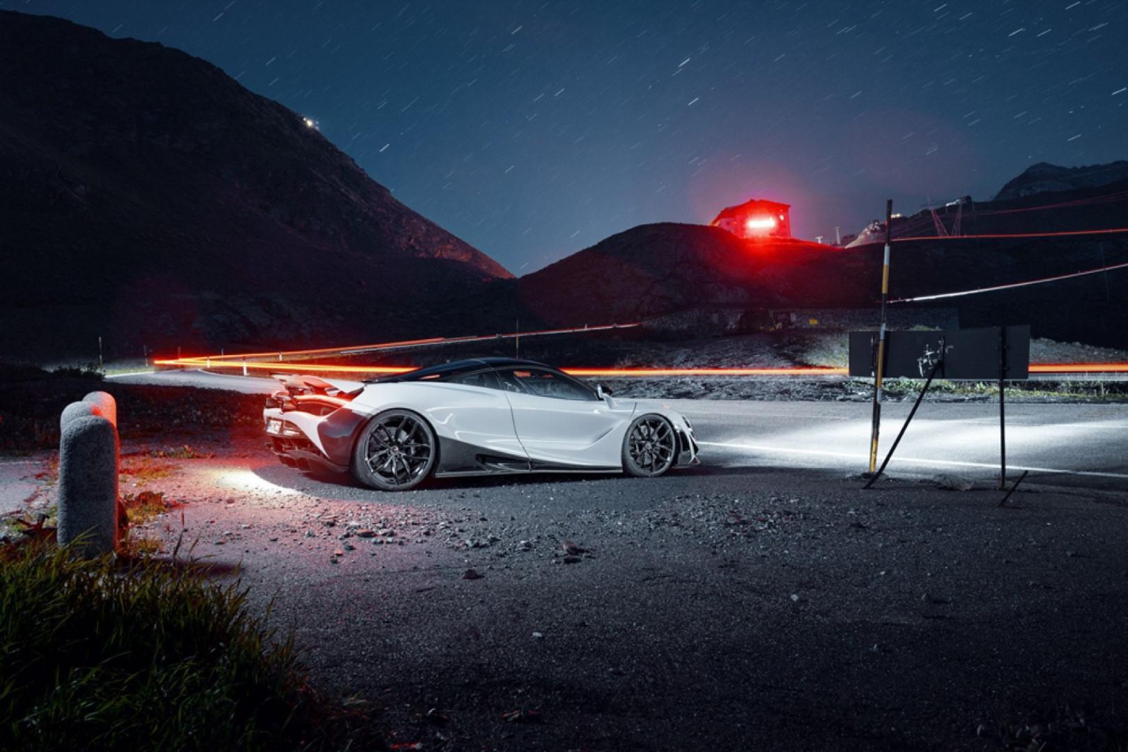 Novitec présente une McLaren 720S de 806 ch !