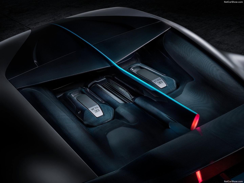 Bugatti a confirmé: L'actuel bloc W16 serait le dernier de son genre