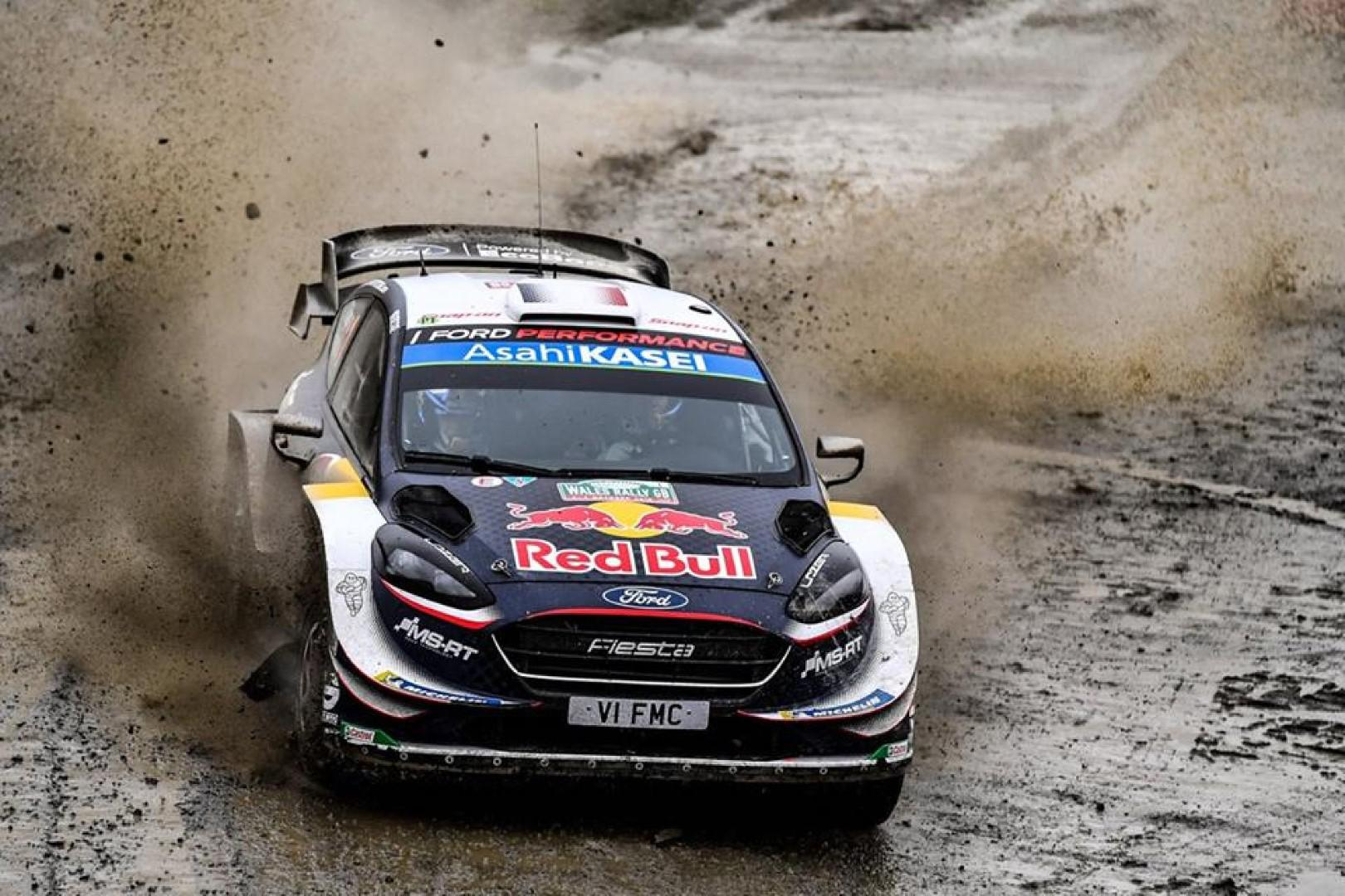 Wales rally GB 2018 : Ogier vainqueur