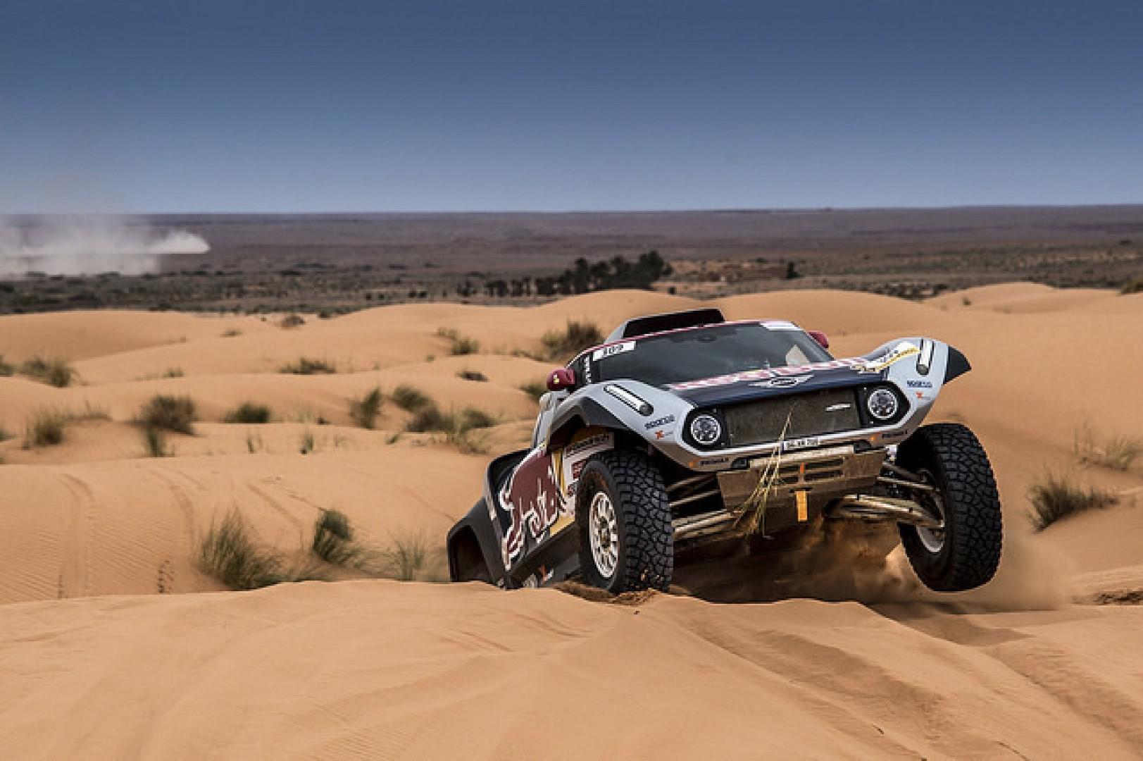 Rallye du Maroc 2018 : Despres et Price vainqueur du jours
