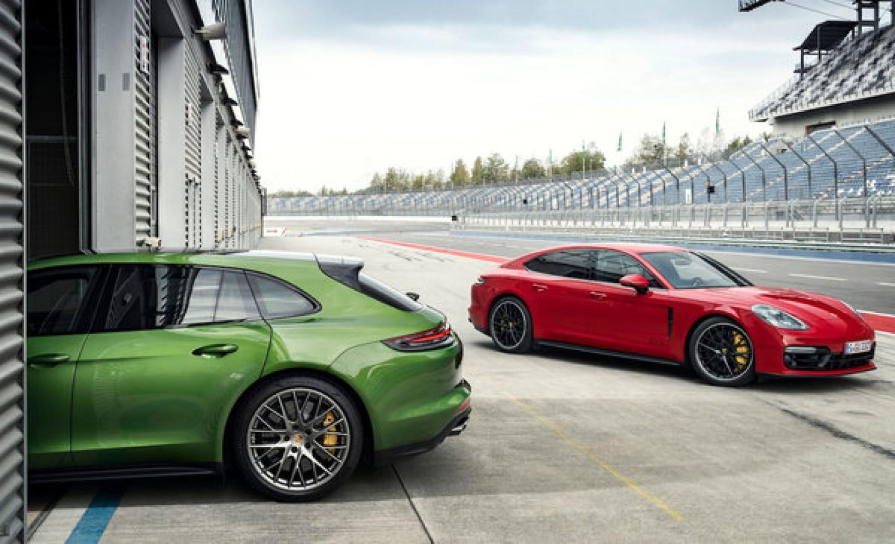 PorschePanamera version GTS: Un châssis retravaillé et un V8 de 460 chevaux sous le capot !