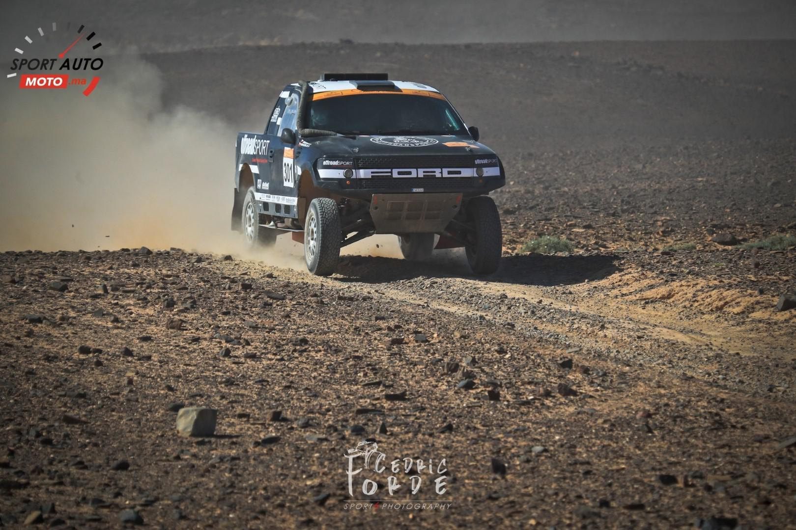 Hearts of Morocco 2018 : Zapletal et Pedrero remporte le rallye