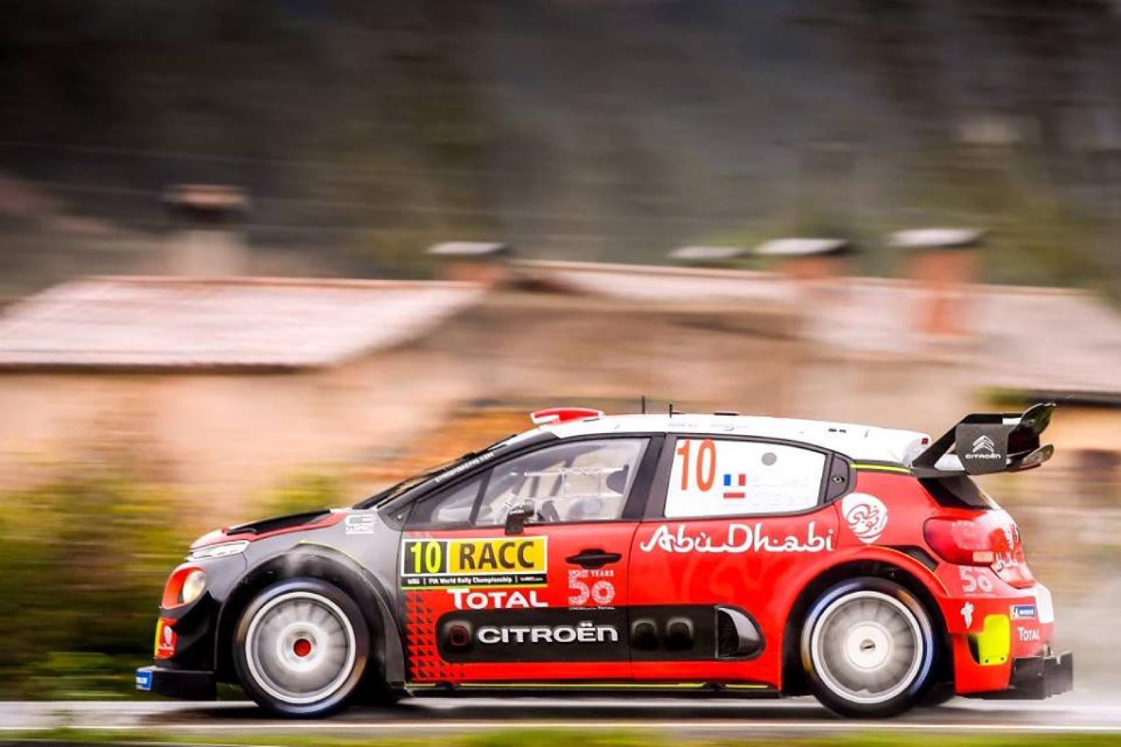Rallye d'Espagne 2018 : Loeb victorieux en Catalogne.