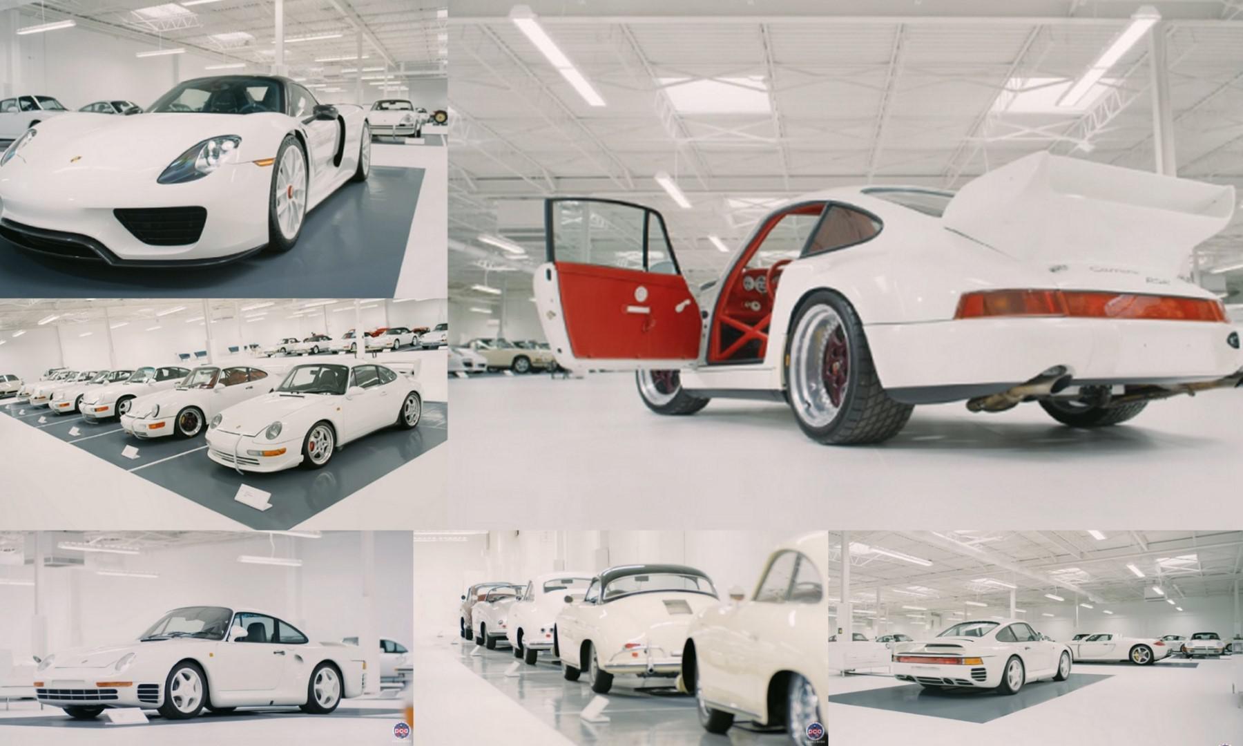The White Collection: Porsche Club of America