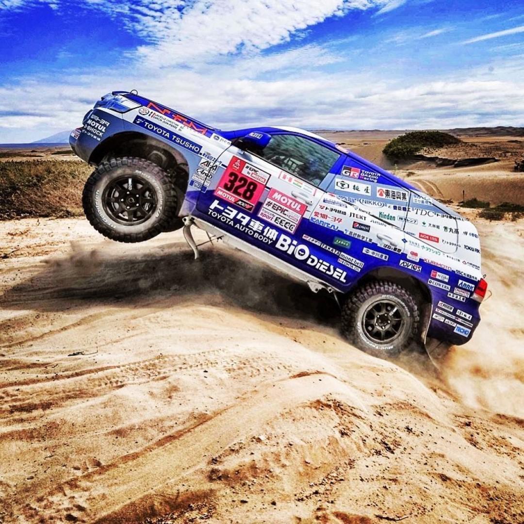 Dakar 2019 : Christian Lavieille fêtera sa 16éme participation au Dakar sur le sol péruvien !