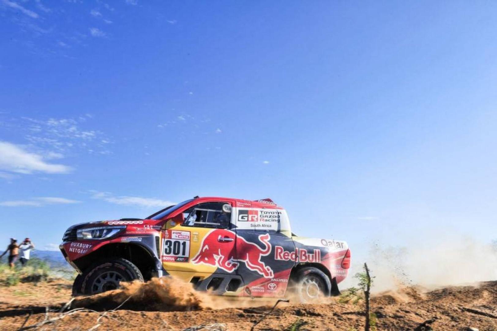 Dakar 2019 : du beau monde en catégorie auto