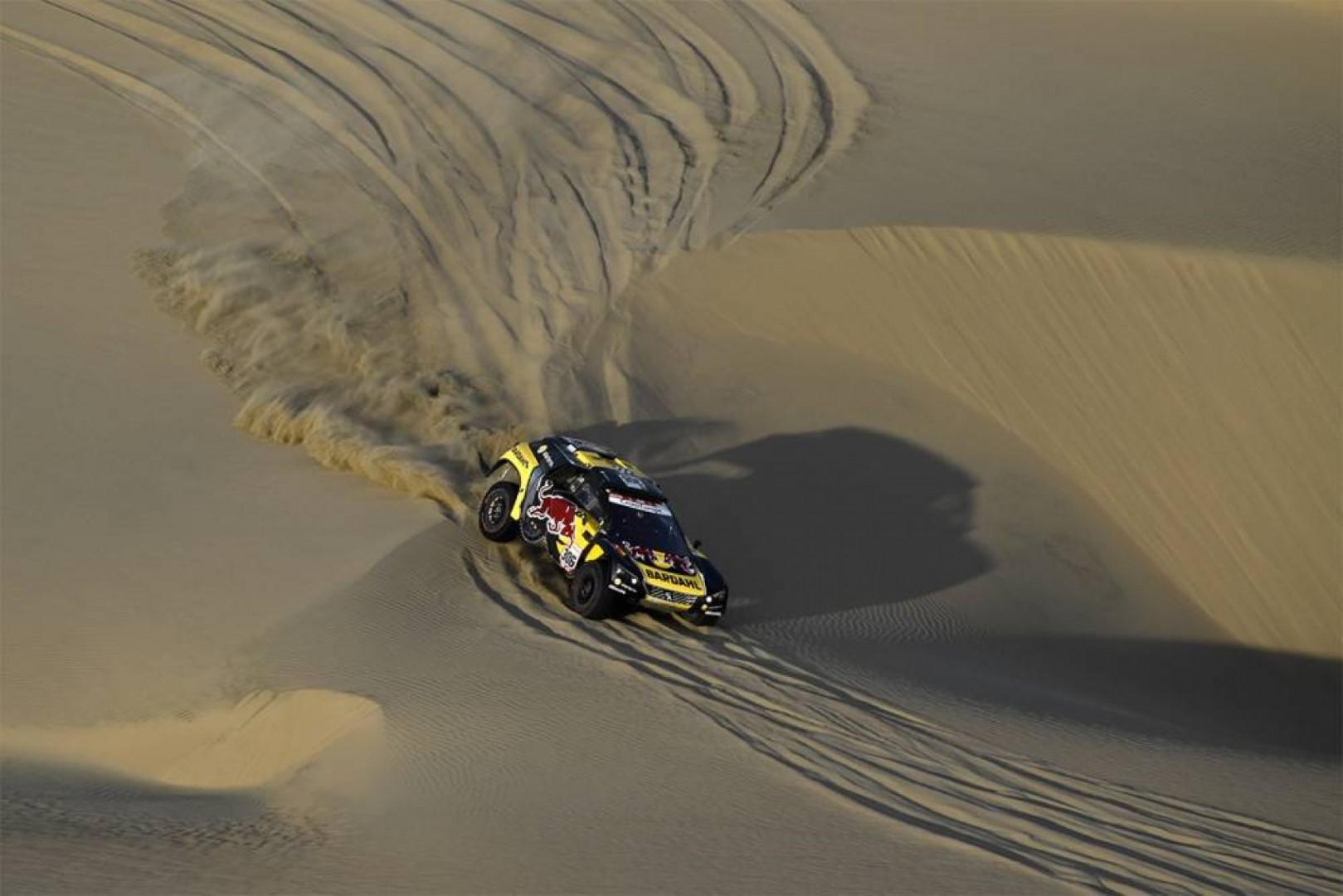 Dakar 2019: Loeb vainqueur de l'étape 2