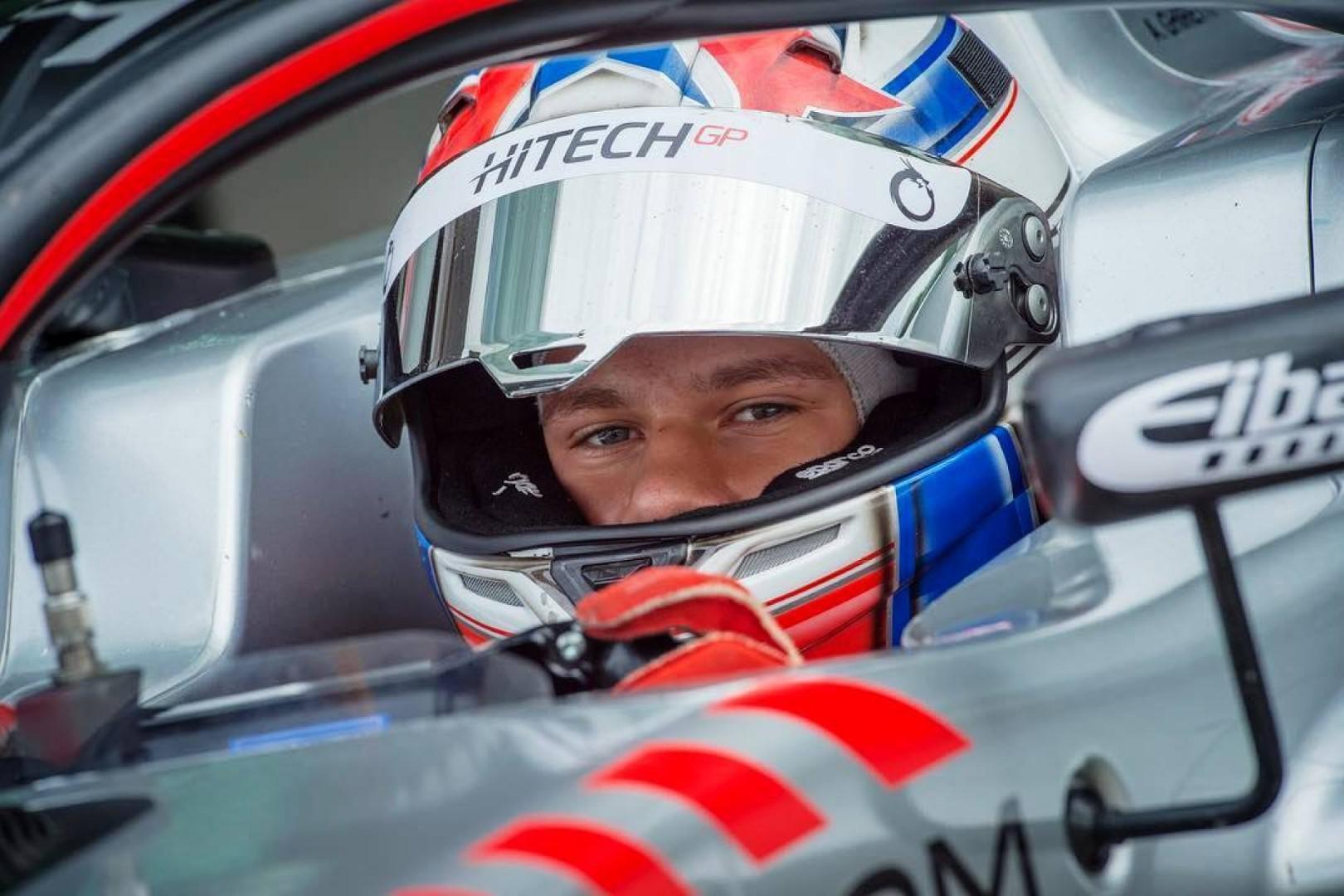 Winter Séries F3 Asian Championship : Alessandro Ghiretti conclu 3ème
