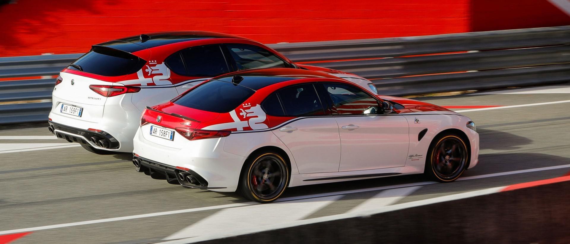 Une version spéciale et limitée Alfa Romeo Racing !