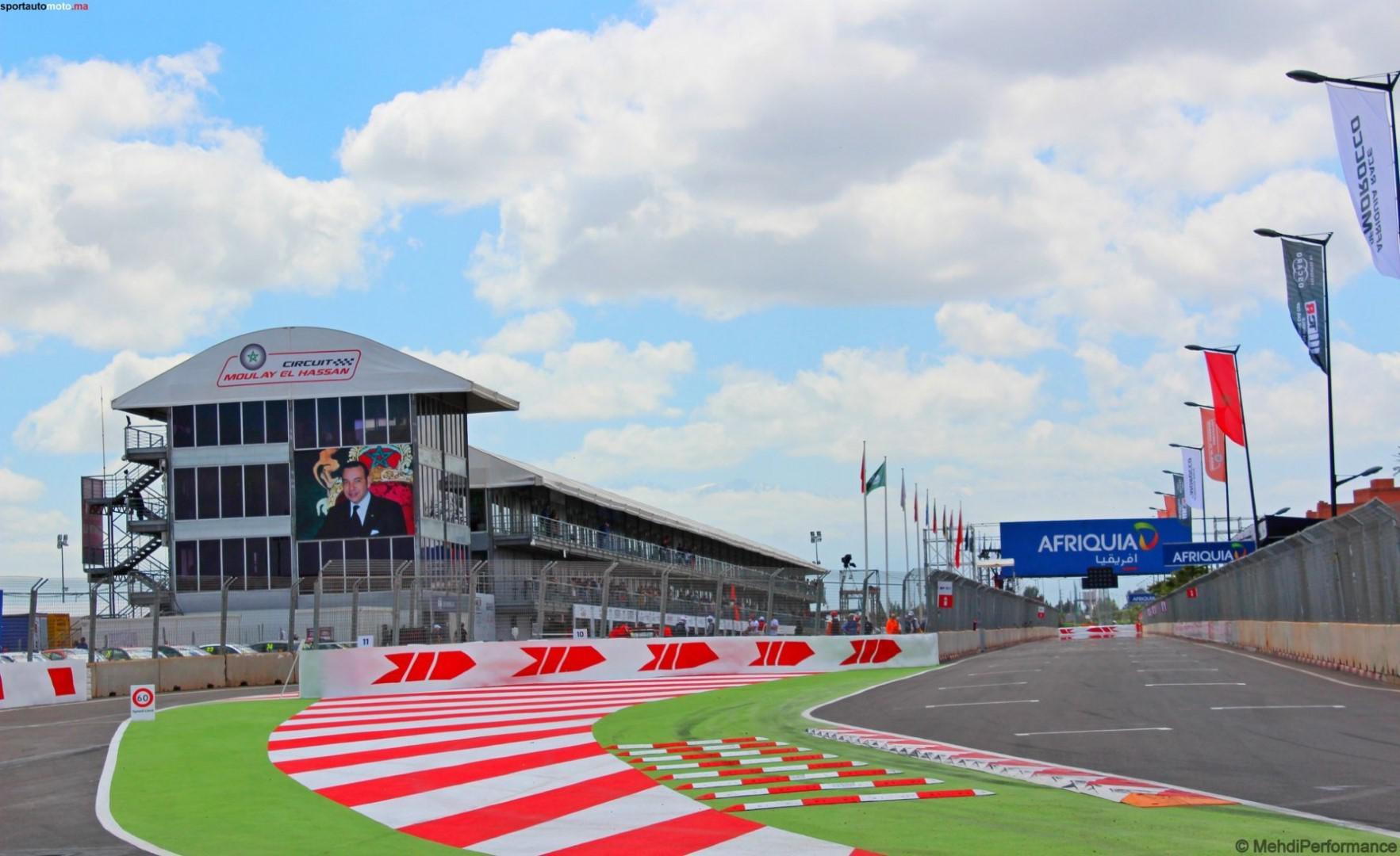 Le Marrakech Grand Prix et Mehdi Bennani fêtent leur dix années de championnat du monde FIA