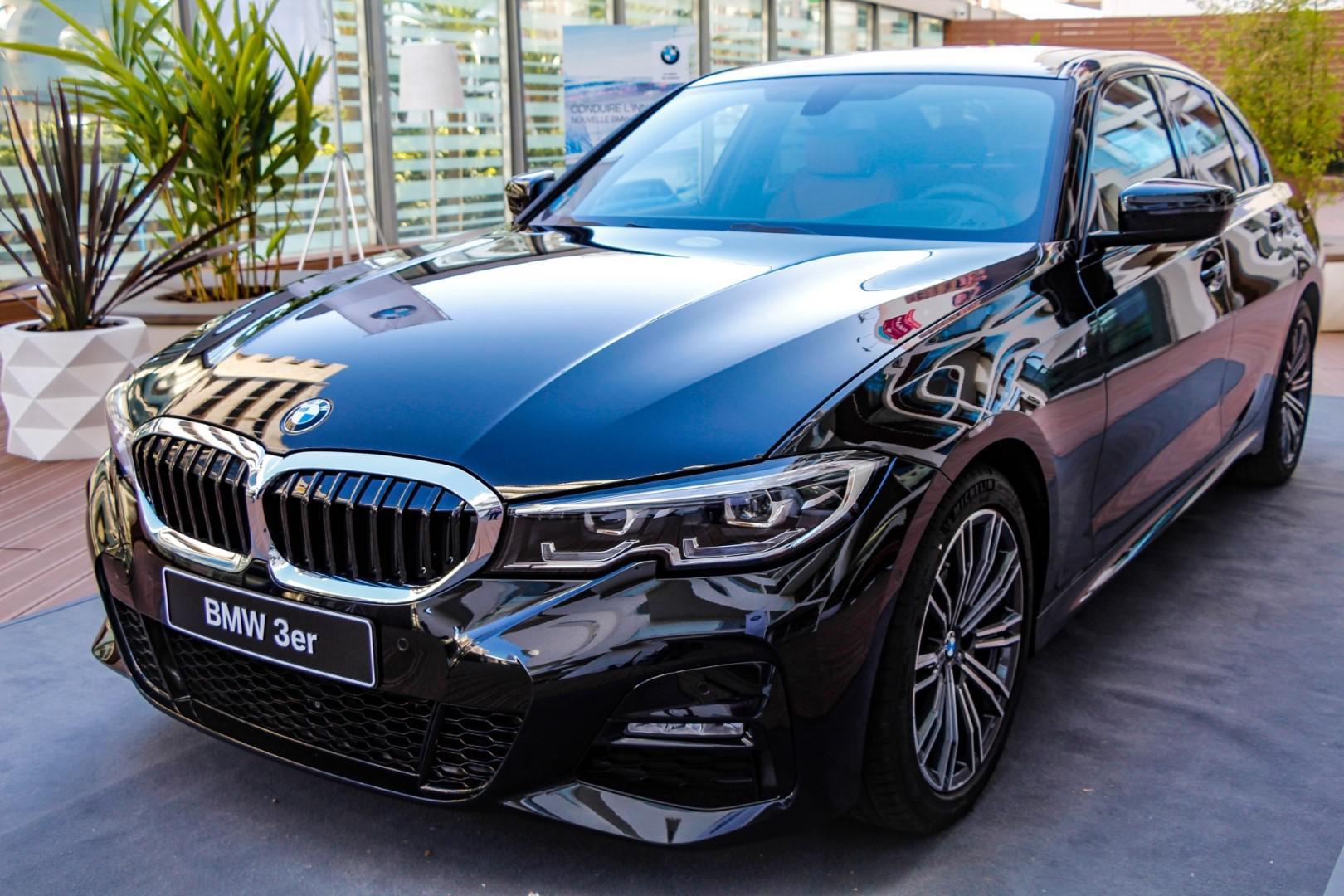 LANCEMENT DE LA TOUTE NOUVELLE BMW SERIE 3 (Code G20) PAR LA SMEIA