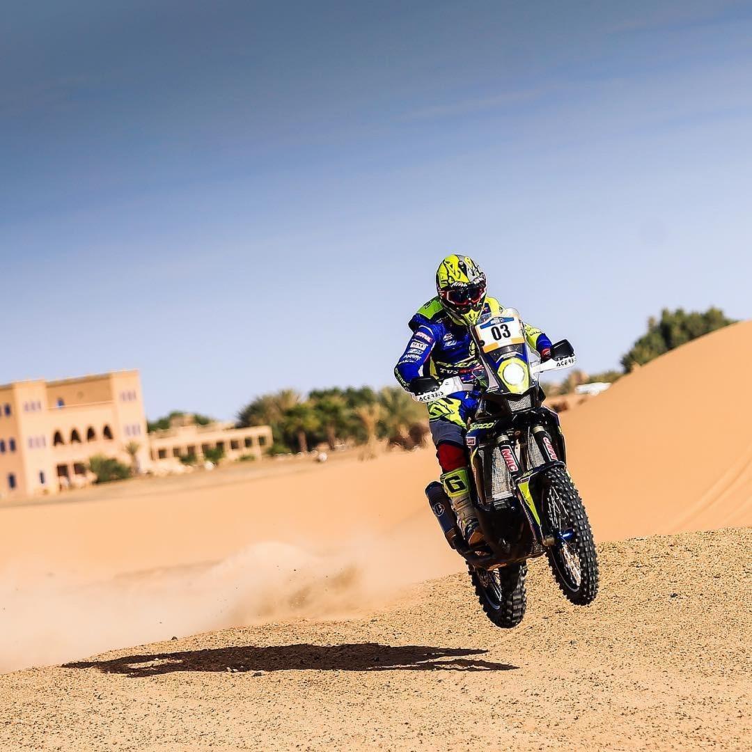 Afriquia Merzouge Rally 2019 : Metge et Al Attiyah s'adjugent la deuxième étape.