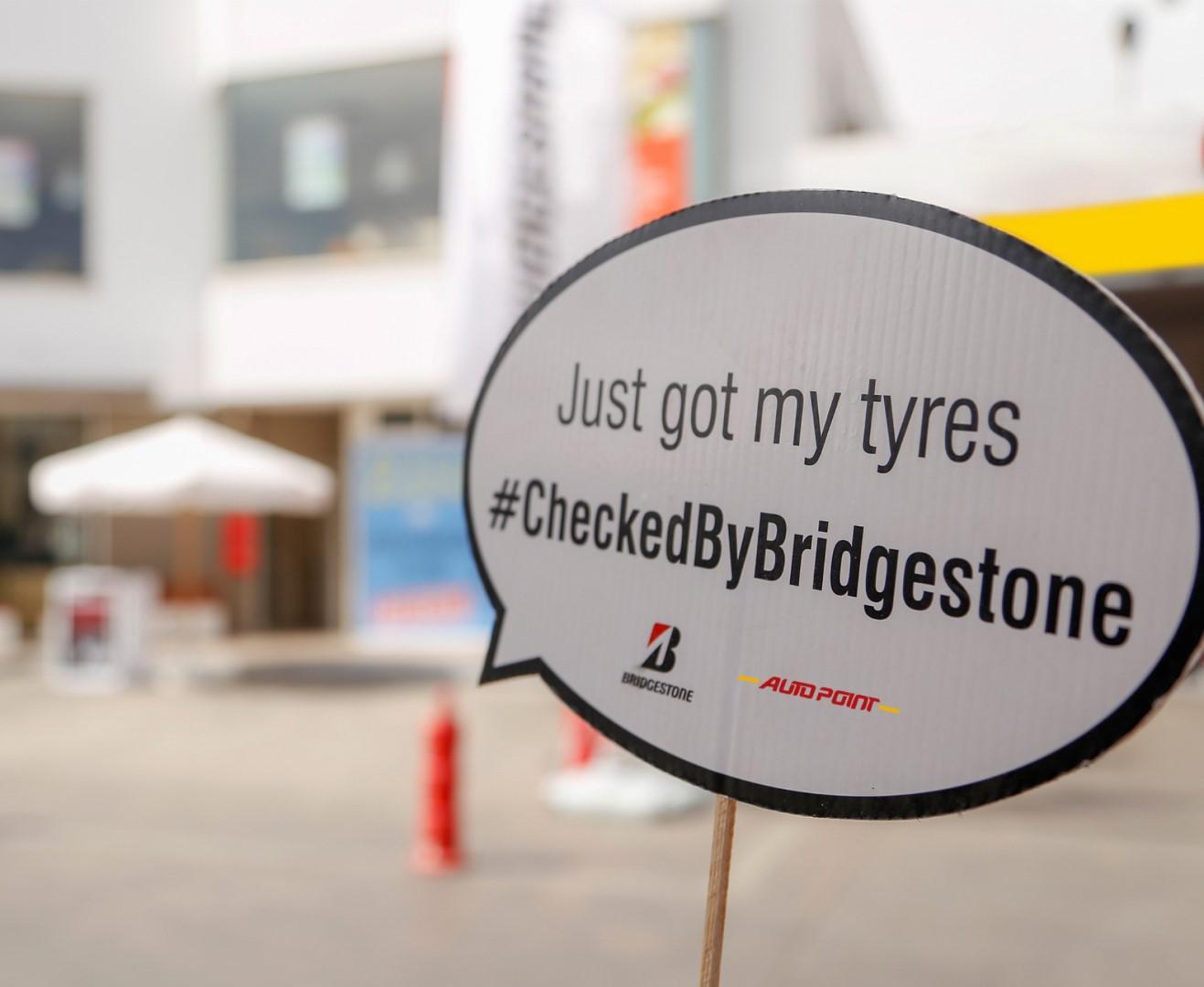 La campagne de sécurité estivale #CheckedbyBridgestone relancée au Maroc